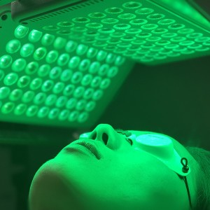 Factory New Design Blue Led Light for acne treatment / skin rejuvenation
