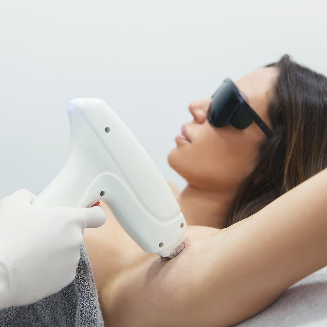 High Quality for Shr Ipl Yag Hair Removal Machine - Diode Laser HS-817 – Apolo