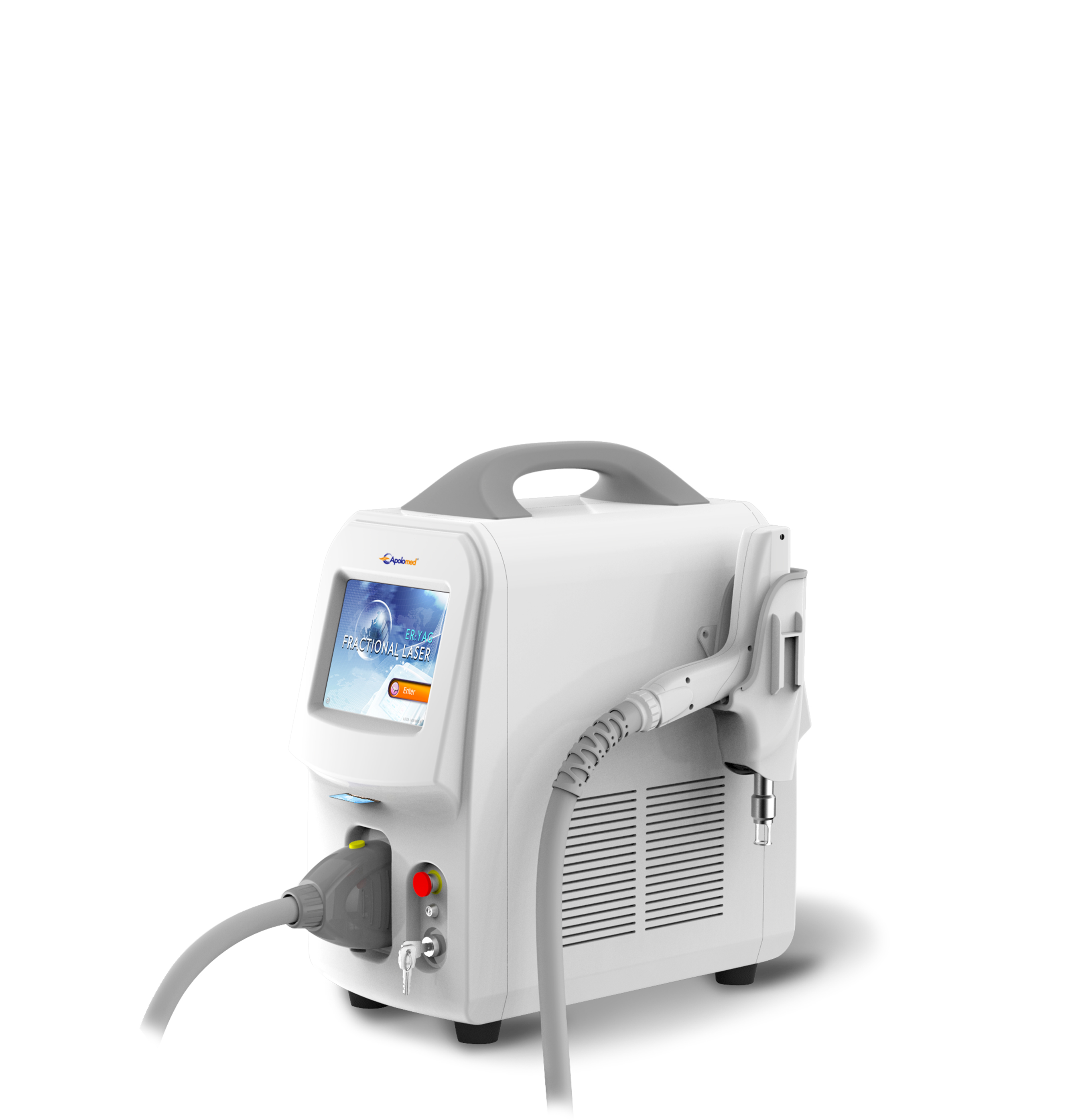 Hot New Products Ipl Rf Nd Yag Laser Hair Removal Machine -