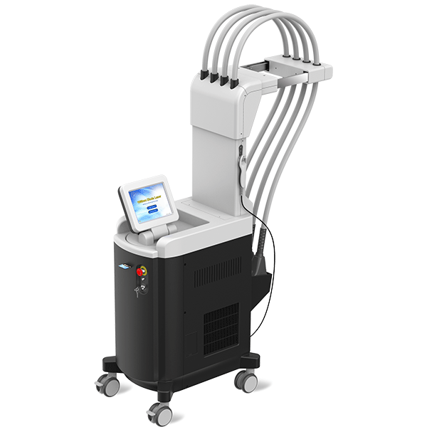 China Cheap price Alexandrite Laser 755nm Hair Removal Equipment -