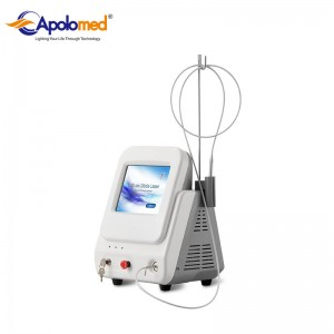 980nm medical diode laser vascular removal beauty machine with 30W power