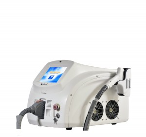 Short Lead Time for 808nm Diode Laser Body Hair Removers -